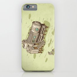 Cam Suite iPhone Case