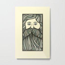 Rectangle Metal Print