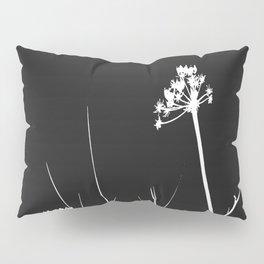 SEA PLANTS W&B Pillow Sham