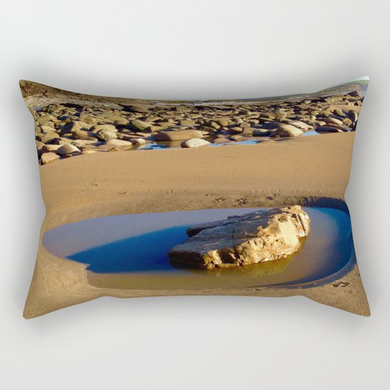 The Rock Pool Rectangular Pillow