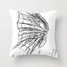 MSW Wing #01 Throw Pillow