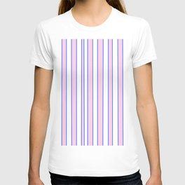 Strips 2-line,band,striped,zebra,tira,linea,rayas,rasguno,rayado. T-shirt
