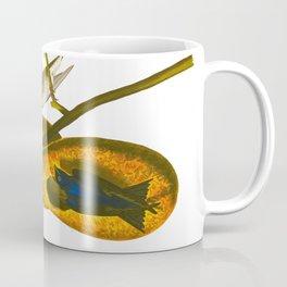 Purple Martin Bird Coffee Mug