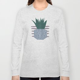 paper cactus Long Sleeve T-shirt