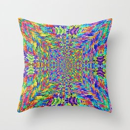 Pattern-297 Throw Pillow