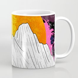 Cosmos Mounts Coffee Mug