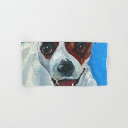 Buster the Pup Hand & Bath Towel