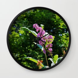 Lingering Propositions Wall Clock