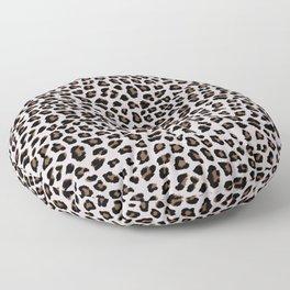 Leopard Animal Print Floor Pillow
