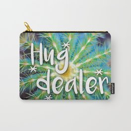 Quote - Hug dealer Carry-All Pouch