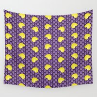 shell Wall Tapestries featuring shell by MelleNora