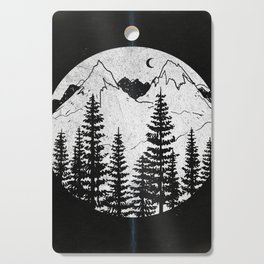 Forest Through the Trees Cutting Board