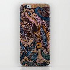 Birds (2) iPhone & iPod Skin