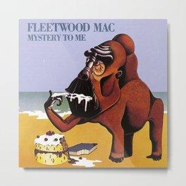 FLEETWOOD IYENG 6 Metal Print