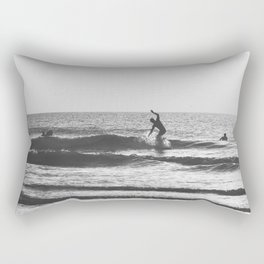 Surf's Up Rectangular Pillow