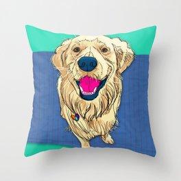 Gus Throw Pillow
