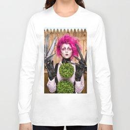 Lady Scissorhands Long Sleeve T-shirt