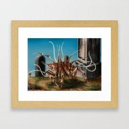 Reanimator Framed Art Print