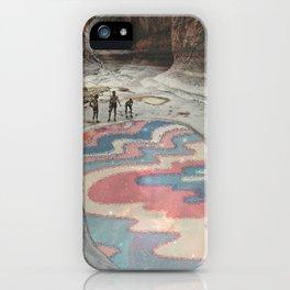 Reflecting Pool iPhone Case