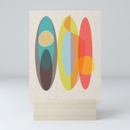 SURF  #Society6 #decor #buyArt Mini Art Print