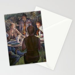 The Planets, Personified Stationery Cards