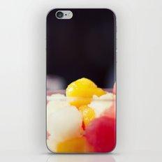 Summers vitamins iPhone Skin