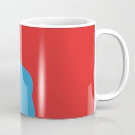 Capitão America Coffee Mug