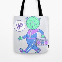 yo! Tote Bag