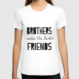 Brothers - Kids Art T-shirt