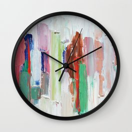 Rhizome Wall Clock