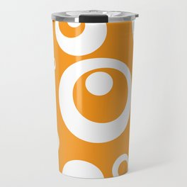Circles Dots Bubbles :: Marmalade Travel Mug
