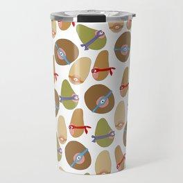 Ninja Boobs Travel Mug