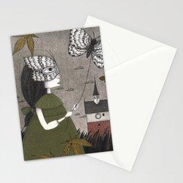 Oda (An All Hallows' Eve Tale) Stationery Cards