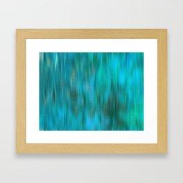 Strip Me Down Framed Art Print