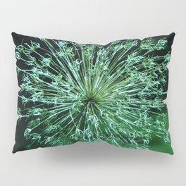 Green Plant Pillow Sham