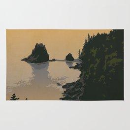 Fundy National Park Rug