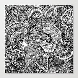 Doodle 17 Canvas Print