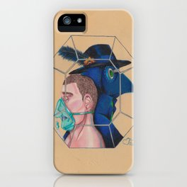 "Horsemen Series: ""Plague/Pestilence"" iPhone Case"