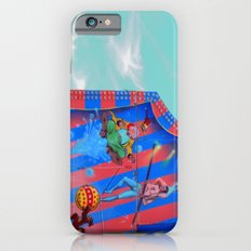 Circus Tent in The sky iPhone 6s Slim Case