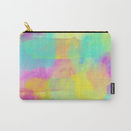 Rainbowcolors Watercolor Carry-All Pouch