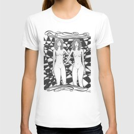 Gemini by Riendo T-shirt