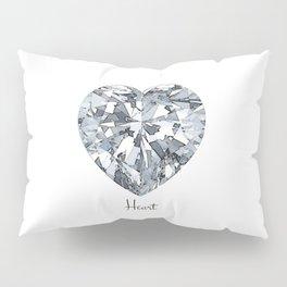 Heart Pillow Sham
