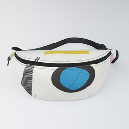 Abstract 002 Fanny Pack