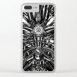 The Machine Clear iPhone Case