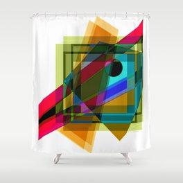 Chasoffart-Abs 71e Shower Curtain