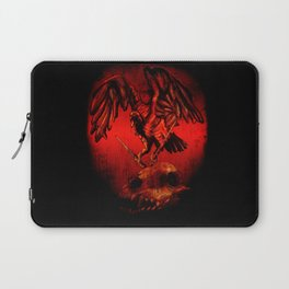 SWITCHBLADE VULTURE Laptop Sleeve