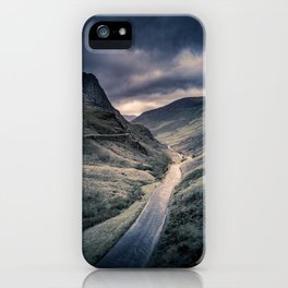 Honister Pass iPhone Case