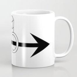 I GOT THE RING Coffee Mug