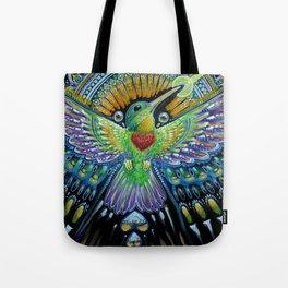 Colibri / Beija Flor II Tote Bag