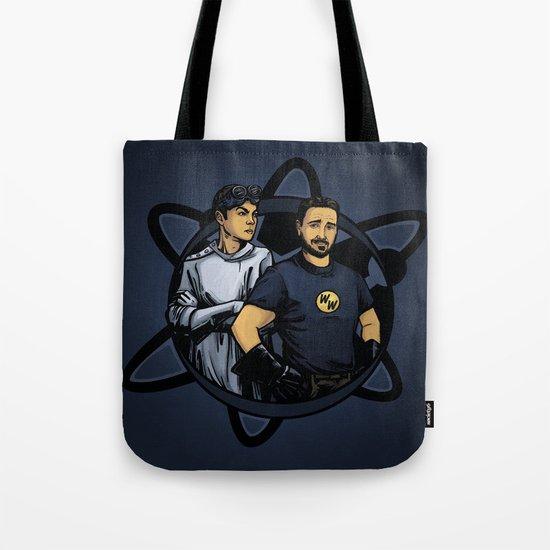 Dr. Cooper's Revenge Tote Bag